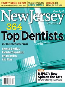 NJ Top Dentist 2012