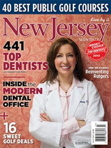 NJ Top Dentist 2014