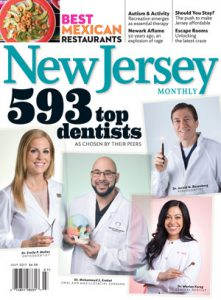 NJ Top Dentist 2017