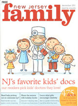 NJ Family Favorite Kids' Docs 2011