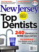 NJ Top Dentists 2009