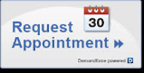 request an appointment button