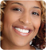Dazzle them with your new snap-on-smile