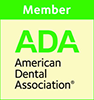 ADA American Dental Association Member