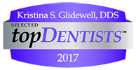 Kristina Glidewell DDS top Dentists 2017