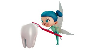 Bupa Tooth fairy