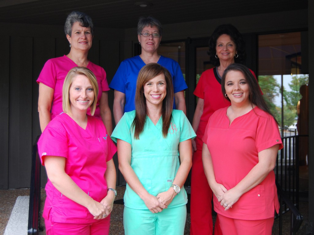 West Augusta Dental Associates photo of Front Desk and Administrative Staff